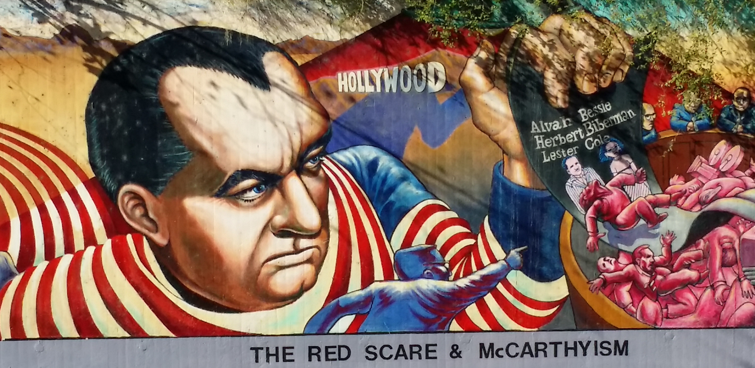 Usa Red Scare Mccarthyism